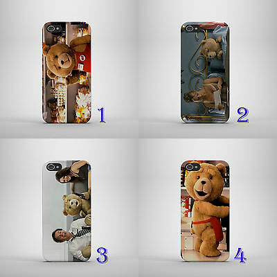 Ted Movie/Teddy Bear/Cute/Funny Hard Phone Case Cover For Iphone/Samsung Models
