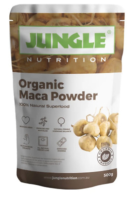 100% Organic Maca from Peruvian Andes Top Quality -250g