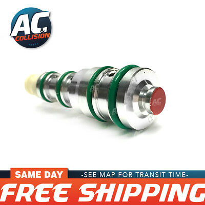 VAG102 AC A/C COMPRESSOR CONTROL VALVE V5 For GM/Harrison Red Dot, O-Ring Green