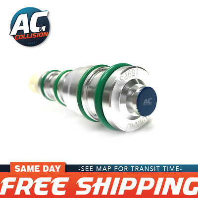 VAG104 AC A/C  COMPRESSOR CONTROL VALVE V5 For GM Delphi Blue Dot, O-Ring Green