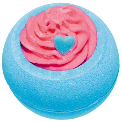 Bomb Cosmetics Blueberry Funday Bath Blaster 160 g