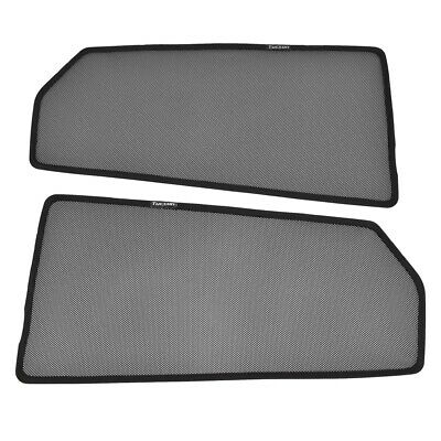 Genuine Hyundai Tucson Laser Sun UV Shade Protector Window Rear Pair D3A41APH00