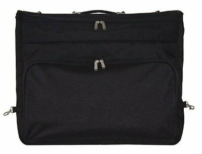 Deluxe Travel Luggage Weekend Business Suit Garment Carrier Carry Case Cover Bag