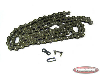 Kette IGM Gold 415-130 Glieder Chain Sprocket Puch Maxi Mofa Moped
