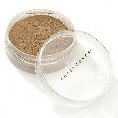 SHEER COVER MINERAL FOUNDATION MOCHA 4 grammes NEW SEALED!. Free Delivery