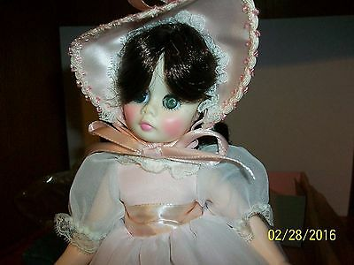 Vintage Madame  Alexander  # 1350 Pinkie 12 inch Doll in box with tag