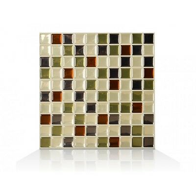 Smart Tiles SM1032-6 SELF-ADHESIVE WALL TILES 6/SHEET IDAHO MOSAIK