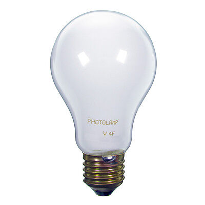 P3/3-ES 240v 75w E27 PF603E Photocrescenta Enlarger Bulb Lamp P3 3 ES PF603E