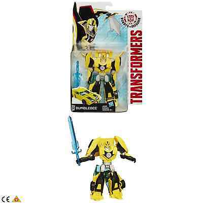Transformers Robots in Disguise - Bumblebee to Sports car toy figure 6+ Years