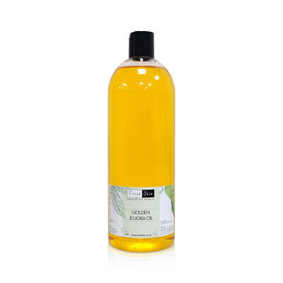 Golden Jojoba Oil - 100% Pure - 100ml