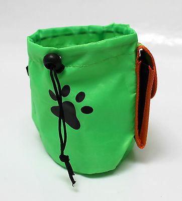 Pet Dog/puppy Treat Bag Pouch Walk/obedience Training Reward/biscuit With Treat