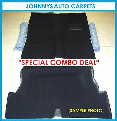 Vl Commodore Car Carpet,boot Floor Carpet & Underfelt