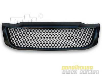 New Toyota Hilux Grill Stealth BLACK EDITION 2011 -15 Grille Mesh Bentley Style