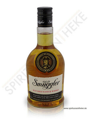 Old Smuggler Blended Scotch 0,7L | Whisky