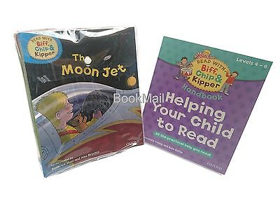 Oxford Reading Tree Read With Biff Chip Kipper Colección 25 Libros Juego Level