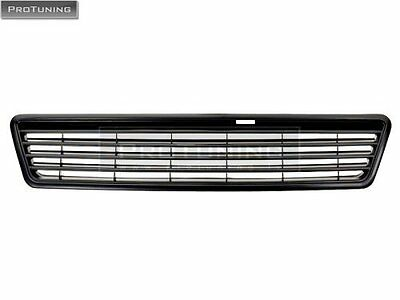 Audi A6 C5 4B 97-01 Front Grille Black Badgeless Debadged Grill Allroad S6 Avant
