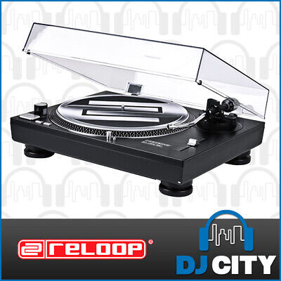 Reloop Dust Cover - Suitable for Reloop RP-2000 and RP-4000 Turntables