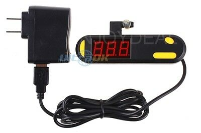 High Submersible LED Digital Display Thermometer  For Fish Aquarium Tank Fine