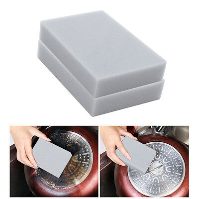 10PCS Magic Sponge Eraser Cleaning Melamine Multi-functional Cleaner Dish