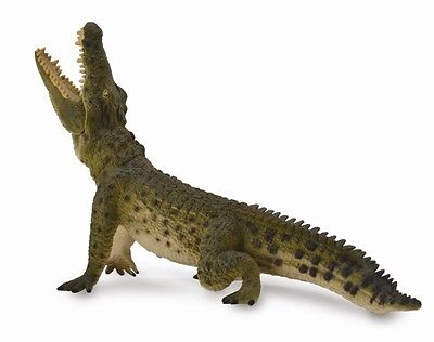 *NEW* NILE CROCODILE with MOVING JAW - MODEL 88725 by CollectA *FREE UK POSTAGE*