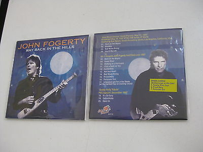 John Fogerty Creedence Cd Way Back In The Hills