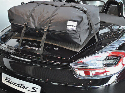 Porsche Boxster Boot Luggage Rack Carrier- boot-bag vacation 75L
