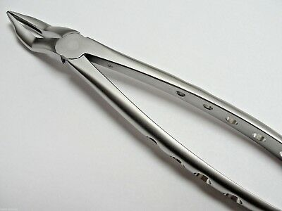 tooth extraction forceps for upper canines premolars & molars universal beaks
