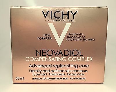 Vichy Neovadiol Compensating Complex Normal to Combination Skin 50ml No Parabens
