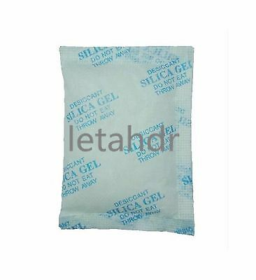 10/20/30/50/100 Packs 10g Cotton Packets Of Silica Gel Desiccant Moistureproof