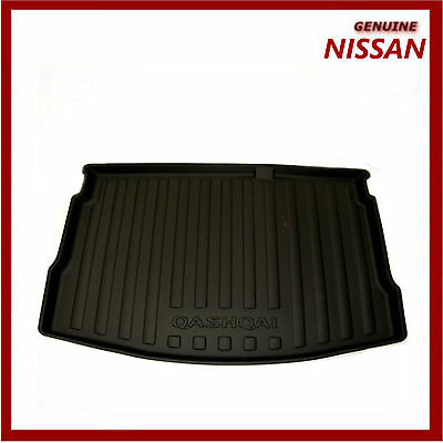 Genuine Nissan Qashqai New 2014 On Boot Load Liner Protection Tray Mat. New!