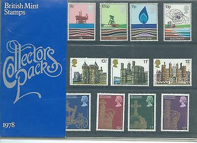 Gb - Collectors Packs - Commemoratives  - 1978 - Unmounted Mint