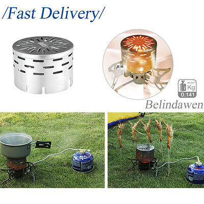 New Mini Tent Heater Warmer Stove Heating Cover Cooking Camping Mountaineering