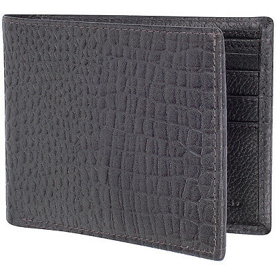 Access Denied Men's RFID Blocking Wallet Leather Bifold Mens Wallet NEW