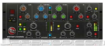 IK Multimedia British Channel T-RackS Single Plugin eDelivery JRR Shop