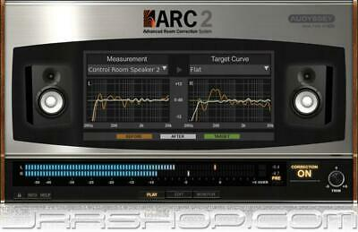 IK Multimedia ARC 2 Upgrade from ARC 1 eDelivery JRR Shop