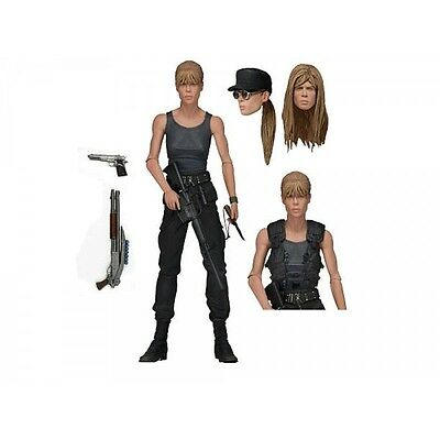 Figurine Terminator 2 Jugdment Day - Sarah Connor 18cm