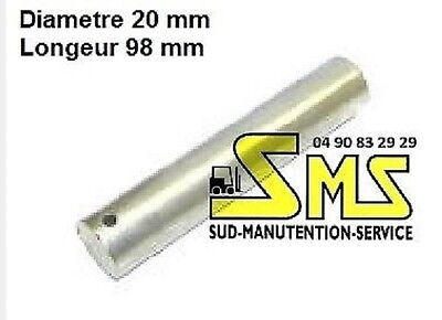 Mic Axe De Galet 038687000 Transpalette Manuel Tm2000 Tm 2000 Pieces Detachees