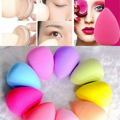 Makeup Foundation Sponge Blender Puff Flawless Powder Smooth Beauty New BO
