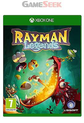 Rayman Legends - Xbox One Brand New Free Delivery