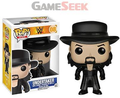 Pop! Wwe The Undertaker Vinyl Figure - Toys Brand New Free Delivery