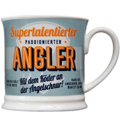 Heart and Home 00019 Retro-Becher Angler