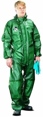 Alpha Solway Alphachem X100 Disposable Coverall Waterproof Polypropylene Overall
