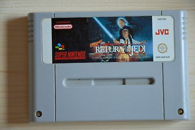 SNES - Super Star Wars: Return of the Jedi für Super Nintendo