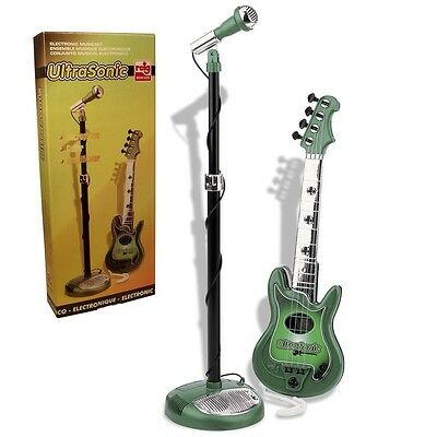 Reig Ultra Sonic Guitar/ Microphone and Amplifier Set. Brand New