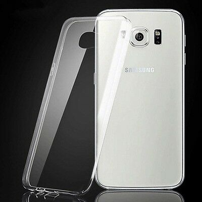 Silikoncase Transparent 0,3 mm Ultra dünn Case für Samsung Galaxy S7 Edge G935F