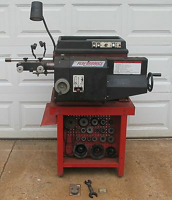 Performance Disc & Drum Brake Lathe w/ Tooling All-Tool Ammco Van Norman