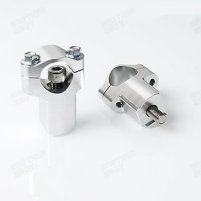 52mm Height CNC Handlebar Mounts Fits Husqvarna TE FE 125 250 350 450 501 14-18