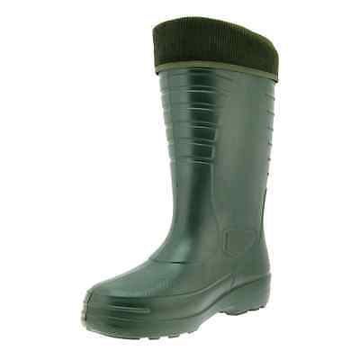 Lemigo Mens Grenlander 862 EVA Thermo Rubber Lightweight Wellington Boots