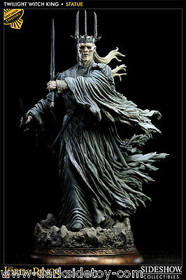Twilight Witch-king Polystone Statue by Sideshow Exclusive Factory Sealed