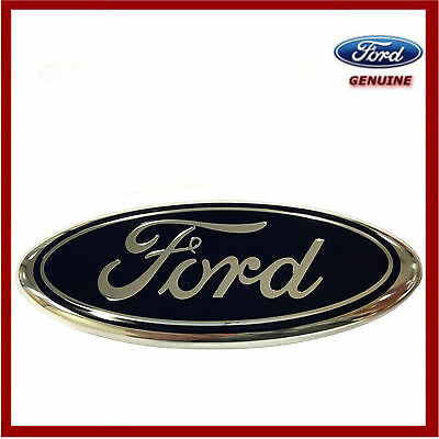 Genuine Ford Fiesta MK6 2001-2008 Front Ford Oval Badge Logo. New 1140508